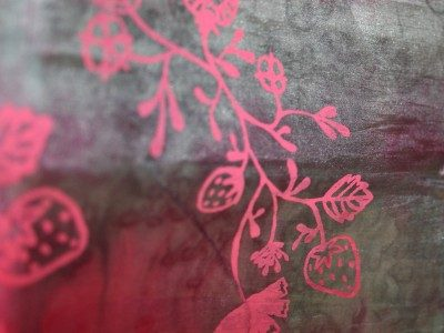 Impression sur tissu – Atelier grand public MMAQ