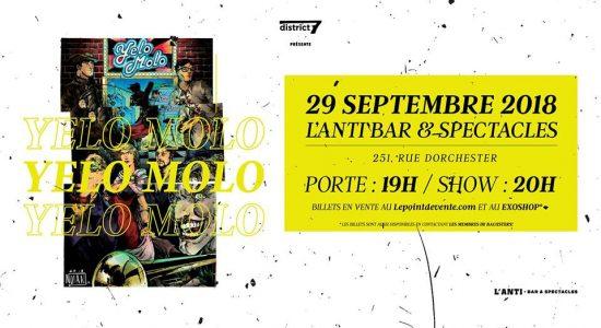 Yelo Molo – L'Anti