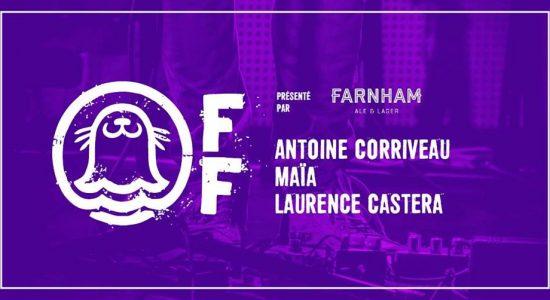 Antoine Corriveau, Maïa, Laurence Castera – Phoque OFF 2019