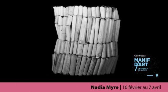 Nadia Myre: Living with contradiction