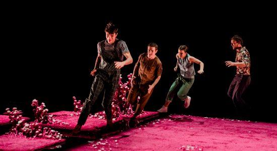 Le problème avec le rose – Le Petit Théâtre de Sherbrooke et La [parenthèse]
