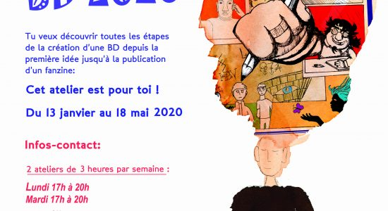 Atelier BD 2020