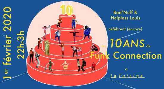 10e anniversaire de Funk Connection // Part 2 – The Brightside