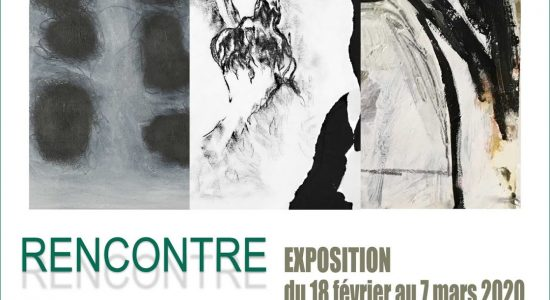 Exposition Trio d'artistes de Québec