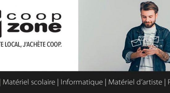 Commande en ligne | Coop Zone