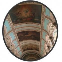 Église Saint-Sauveur, plafond.