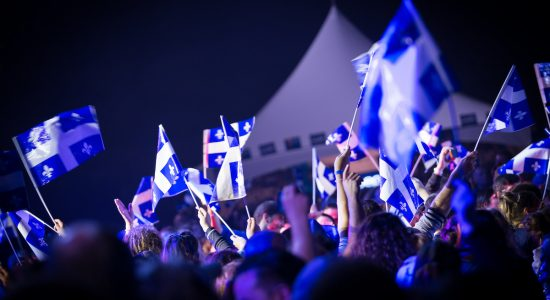 Fête nationale des Québécoiseset Québécois à Limoilou