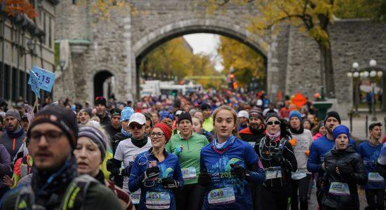 Marathon SSQ Assurance de Québec