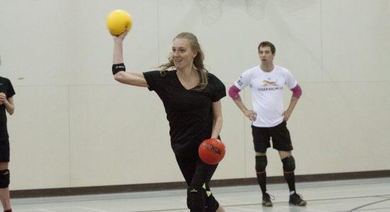 Ligue de dodgeball de Québec – Inscriptions Automne 2019