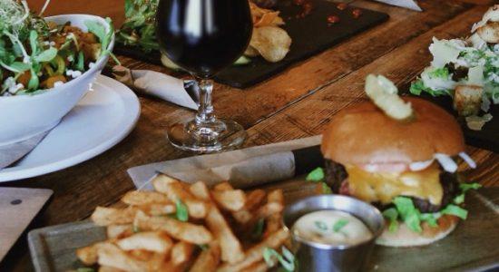 Menu + bières pour emporter   La Souche Microbrasserie-Restaurant