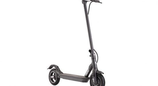 Trottinette électrique Reid E4 Plus E-Scooter Noir   Demers bicyclettes et ski de fond