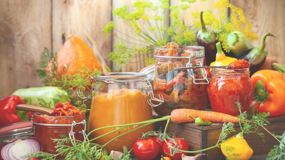 Formation: Conservation des aliments
