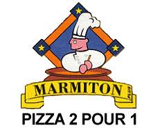 Marmiton Pizza 2 pour 1