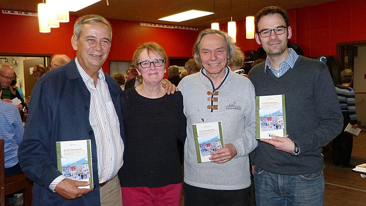 Lancement du livre « Moi j'reste dans Saint-Sauveur » | 11 avril 2014 | Article par Jean Cazes