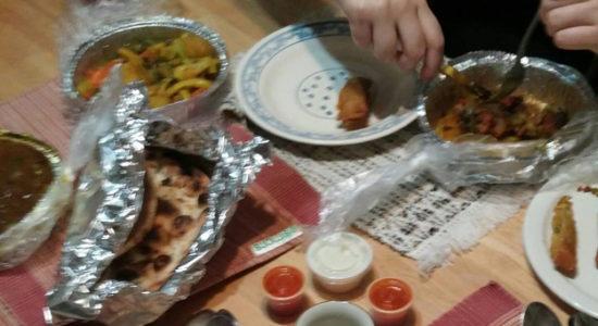 Cuisine de l'Inde : retour chez l'indien de Saint-Vallier - Myriam Nickner-Hudon