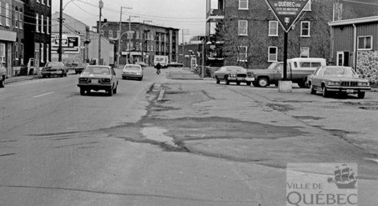 Saint-Sauveur dans les années 1970 (11) : rue Saint-Vallier Ouest et Auto-Têtes - Jean Cazes