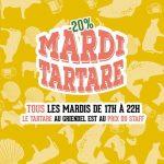 Mardi tartare - Griendel - Brasserie Artisanale
