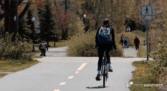 Concours de design pour un support à vélos « signature » - Suzie Genest