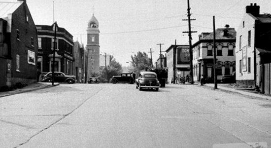Saint-Sauveur dans les années 1940 (21) : rue Marie-de-l'Incarnation - Jean Cazes