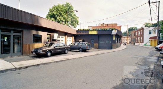Saint-Sauveur dans les années 1980 (9) : vous souvenez-vous du garage Michel Potvin ? - Jean Cazes