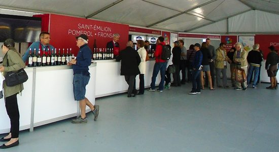 Dégustations et plaisir à Bordeaux fête le vin à Québec - Céline Fabriès