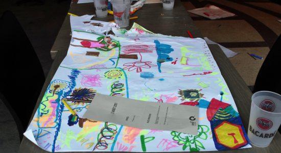 Les petits artistes de la Joujouthèque exposent au Cercle - Suzie Genest
