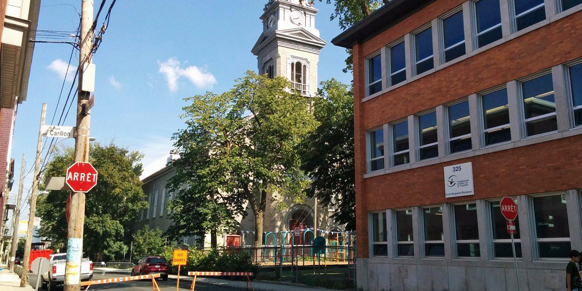 Clocher instable : l'église Saint-Sauveur temporairement fermée | 30 août 2017 | Article par Suzie Genest
