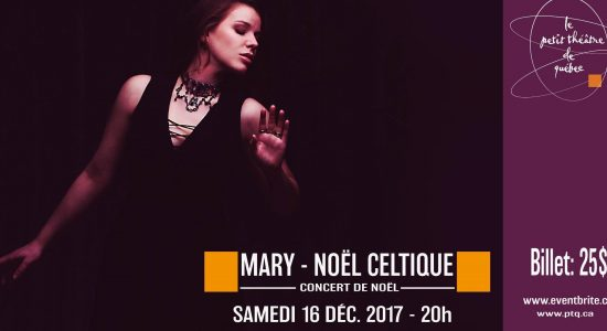 Mary Bewitch | Noël Celtique