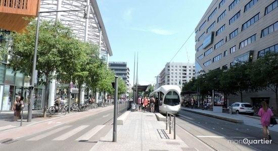 Annonce imminente sur le projet du tramway - Céline Fabriès