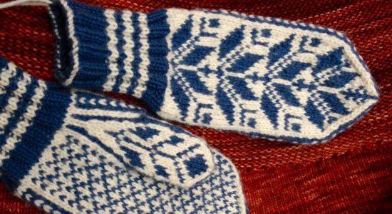 Cours de tricot | Apprenez à faire des mitaines nordiques