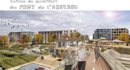 L'Aqueduc comme opportunité de densification urbaine dans Saint-Sauveur - Erick Rivard