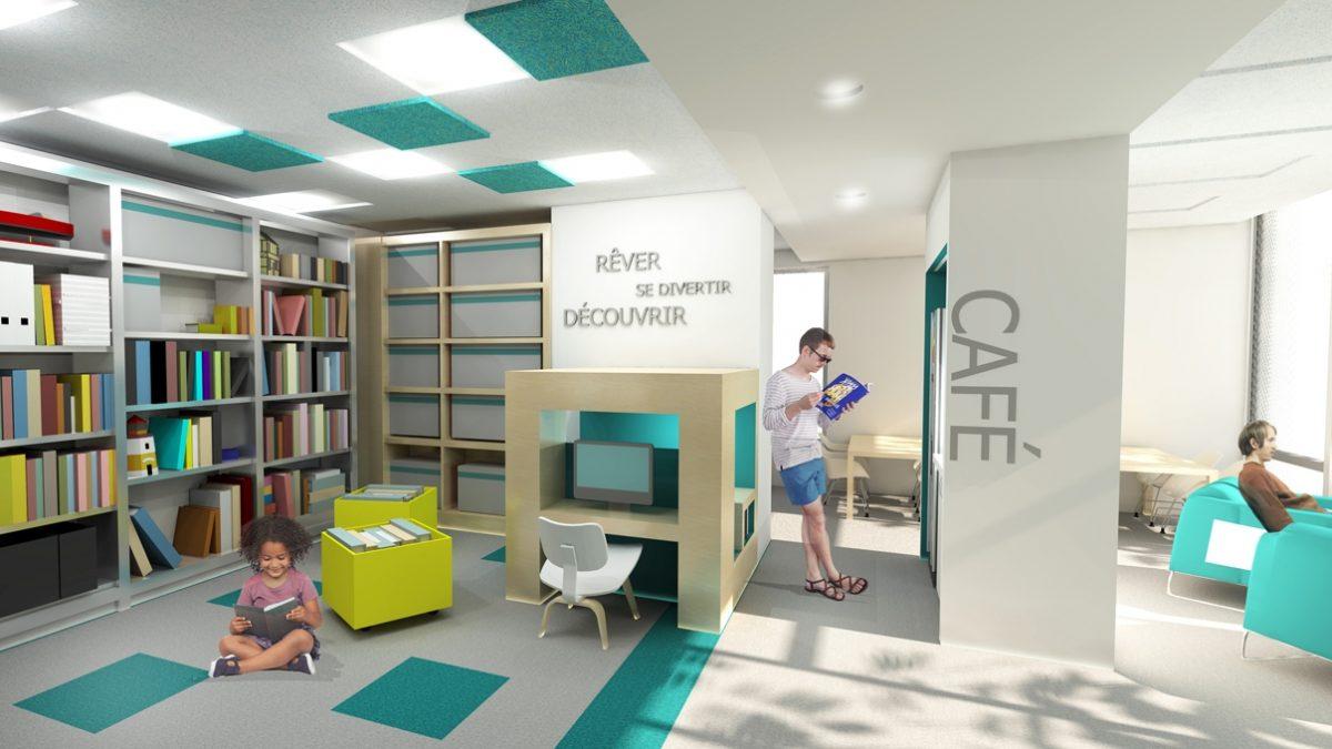 Le quartier Saint-Sauveur aura sa bibliothèque | 22 février 2018 | Article par Jean-Philippe Léveillé