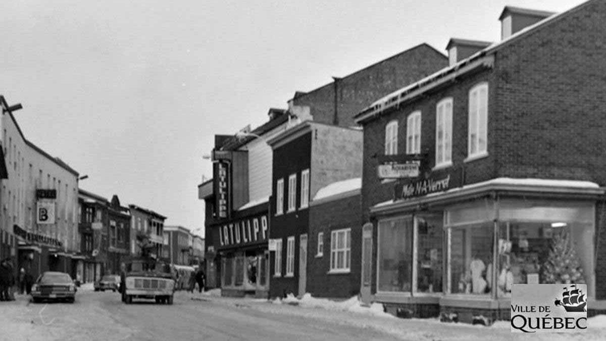 Saint-Sauveur dans les années 1970 (21) : rue Saint-Vallier Ouest et Latulippe | 29 avril 2018 | Article par Jean Cazes