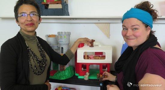 Du Québec au Salvador avec la Joujouthèque - Véronique Demers
