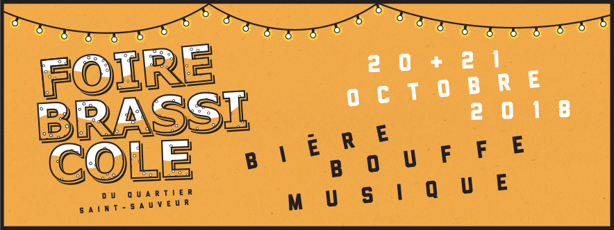 Un festival de bières dans Saint-Sauveur! | 6 juin 2018 | Article par Suzie Genest