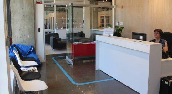 Espaces en coworking