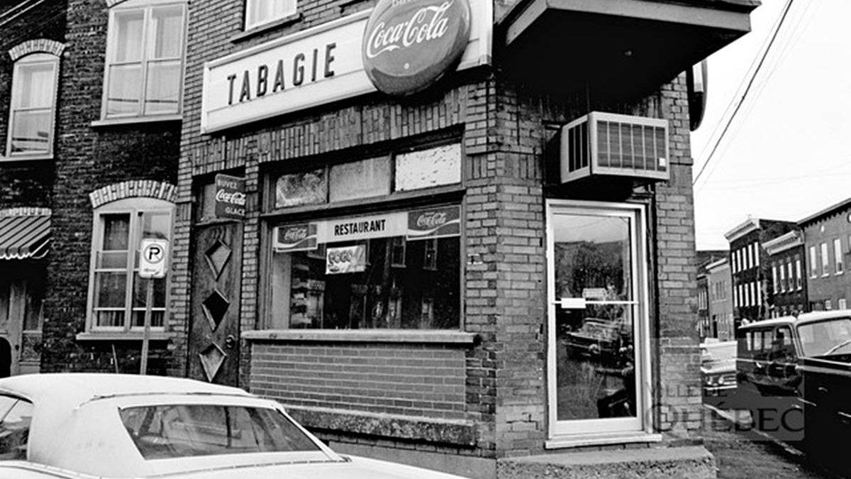 Saint-Sauveur dans les années 1970 (22) : restaurant-tabagie Saint-Ambroise | 15 juillet 2018 | Article par Jean Cazes
