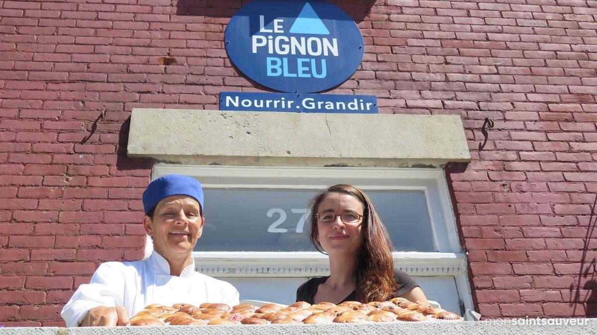 Le Pignon Bleu : nouvelle direction, même vision   4 juillet 2018   Article par Véronique Demers