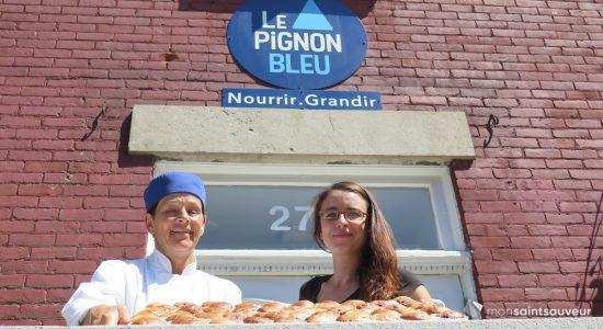 Le Pignon Bleu : nouvelle direction, même vision - Véronique Demers