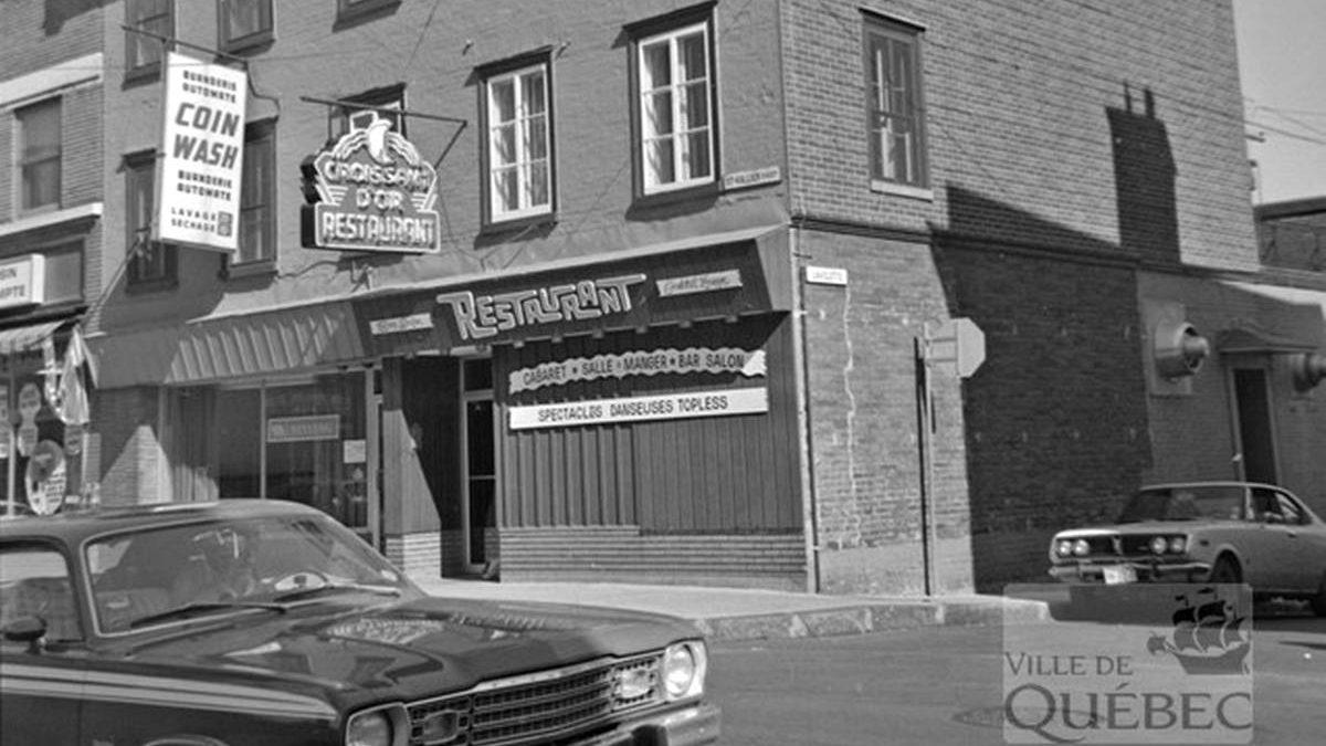 Saint-Sauveur dans les années 1970 (23) : vous souvenez-vous du restaurant Croissant d'Or? | 16 septembre 2018 | Article par Jean Cazes