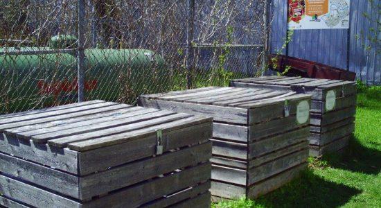 De nouveaux sites de compostage pour Craque-Bitume - Suzie Genest