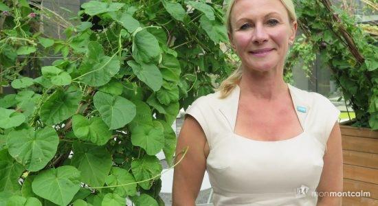 Svetlana Solomykina, candidate de la Coalition avenir Québec dans Taschereau - Véronique Demers