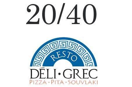 Promo 20/40! | Déli Grec