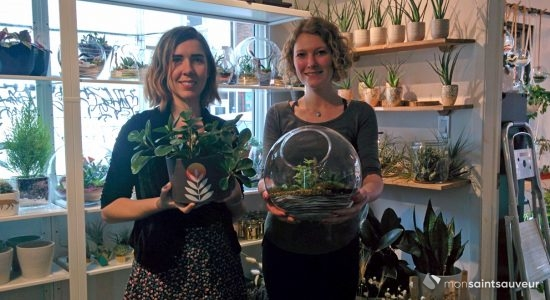 Les Jardins Vitrum Hortis étendent leurs racines - Suzie Genest