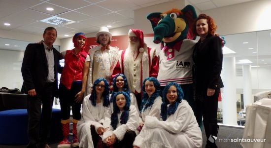 L'imaginaire des enfants au cœur de la 17e Parade des jouets - Baptiste Piguet