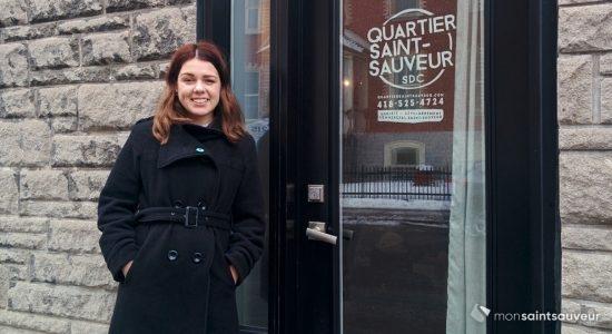 Marylou Boulianne, nouvelle directrice générale de la SDC Saint-Sauveur - Suzie Genest
