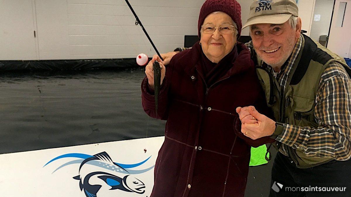 La pêche s'invite en ville au Patro Laval | 18 janvier 2019 | Article par Véronique Demers