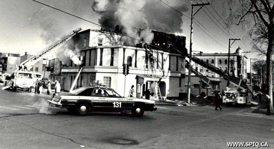 Saint-Sauveur dans les années 1980 (10) : l'incendie du resto-bar La Gondole - Jean Cazes