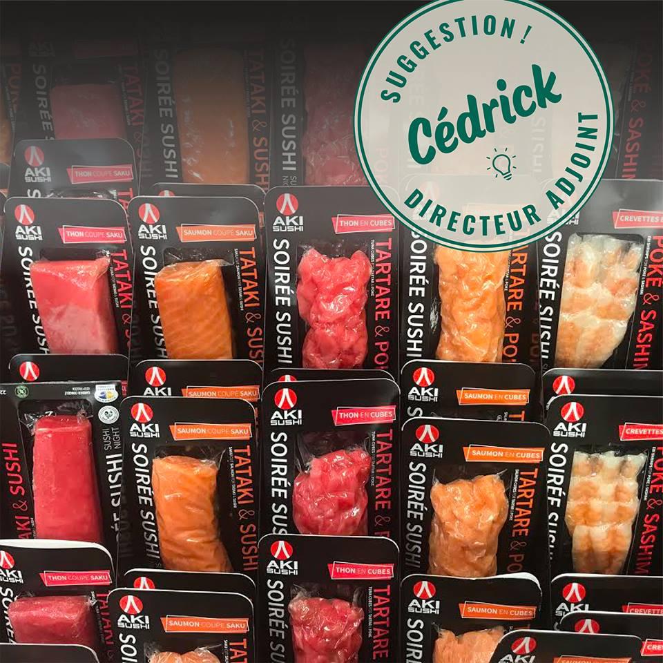 Nouvelle gamme de produits de poissons et de fruits de mer | Métro Ferland