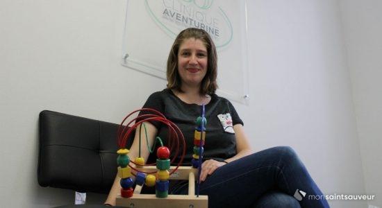 Clinique Aventurine : une nouvelle ressource en santé mentale - Véronique Demers
